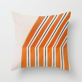 Direction Change 3 Throw Pillow