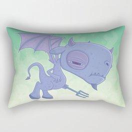 Pitchy Rectangular Pillow
