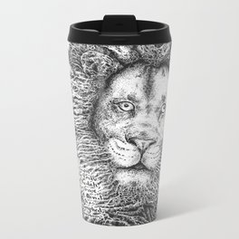 Lion of Judah Metal Travel Mug