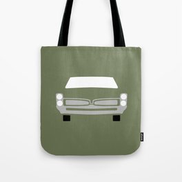 Pontiac GTO ( 1967 ) Tote Bag