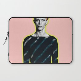 pinky bowie zx Laptop Sleeve