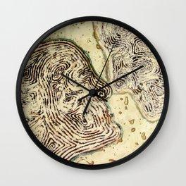 Mutual help... Wall Clock