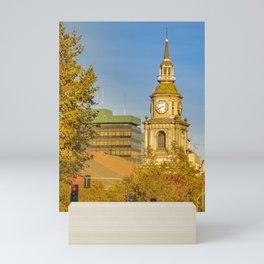 San Francisco de Alameda Church, Santiago de Chile Mini Art Print