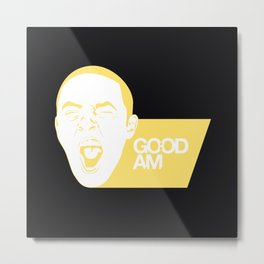 Mac Miller - GO:OD AM Metal Print