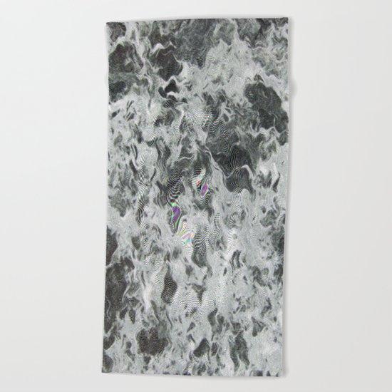 Texture Beach Towel