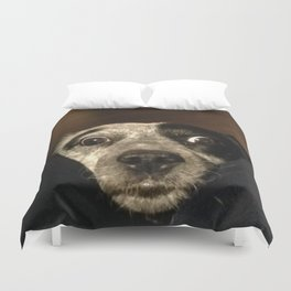 Absurdity Seen 'Round the World Duvet Cover