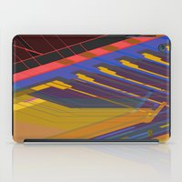 data iPad Cases featuring Data Path by dBranes