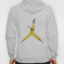 Edible Ensembles: Banana Hoody