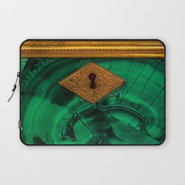 Malachite Box 4 Laptop Sleeve