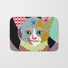 Spectrum Cat Bath Mat
