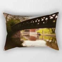 Canal Dreams Rectangular Pillow