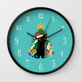 Too excited Wall Clock