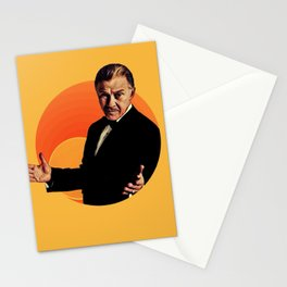 winston wolfe Stationery Cards