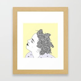 Army of Me Framed Art Print