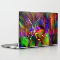 john snow Laptop & iPad Skins featuring John by Andy Readman @ AR2