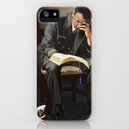 Be Still My Soul (LT) iPhone Case