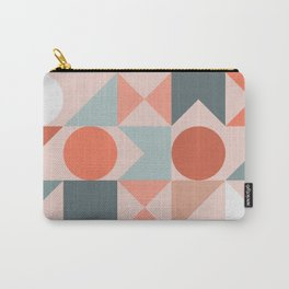 Mid Century Modern  Geometric 06 Carry-All Pouch