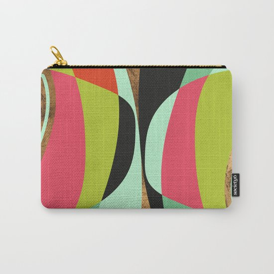 The Best Of Two Worlds Carry-All Pouch