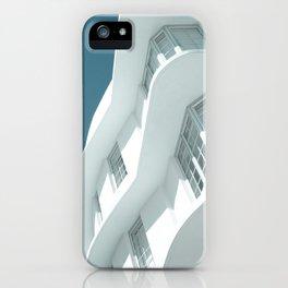 Art Deco Miami Beach #7 iPhone Case