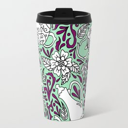 Tea Time Mint Travel Mug