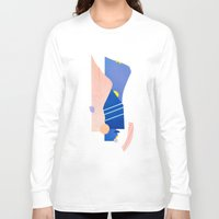 southwest Long Sleeve T-shirts featuring southwest 2 by cardboardcities