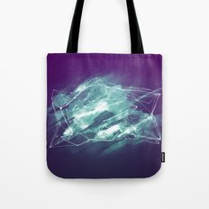 Abstract 56031128 color Tote Bag