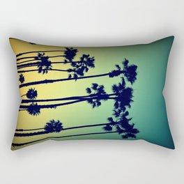 Ocean Blvd Cruisin Rectangular Pillow