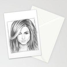 Jennifer Aniston Stationery Cards
