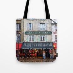 Streets of Paris Tote Bag