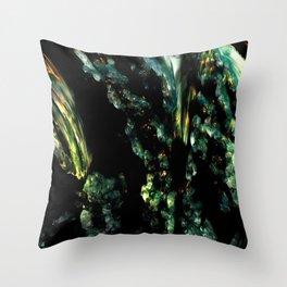 Vectron Two Throw Pillow