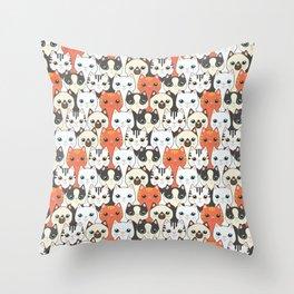063 Throw Pillow