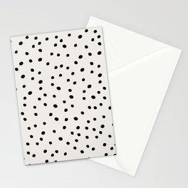 Preppy Spots Digita Drawing Stationery Cards