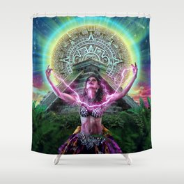 Enter 4th Density Shower Curtain