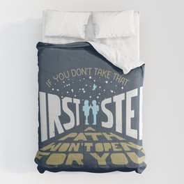 February Eighteen Comforters