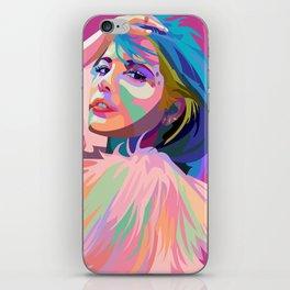 Halsey iPhone Skin