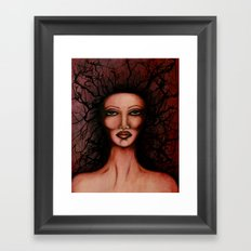 Radio Frequency  Framed Art Print