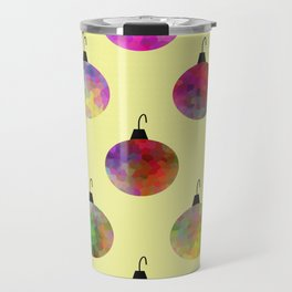 Christmas Ornament Travel Mug