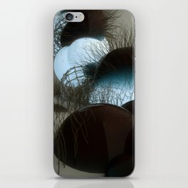 BOOGERS iPhone Skin