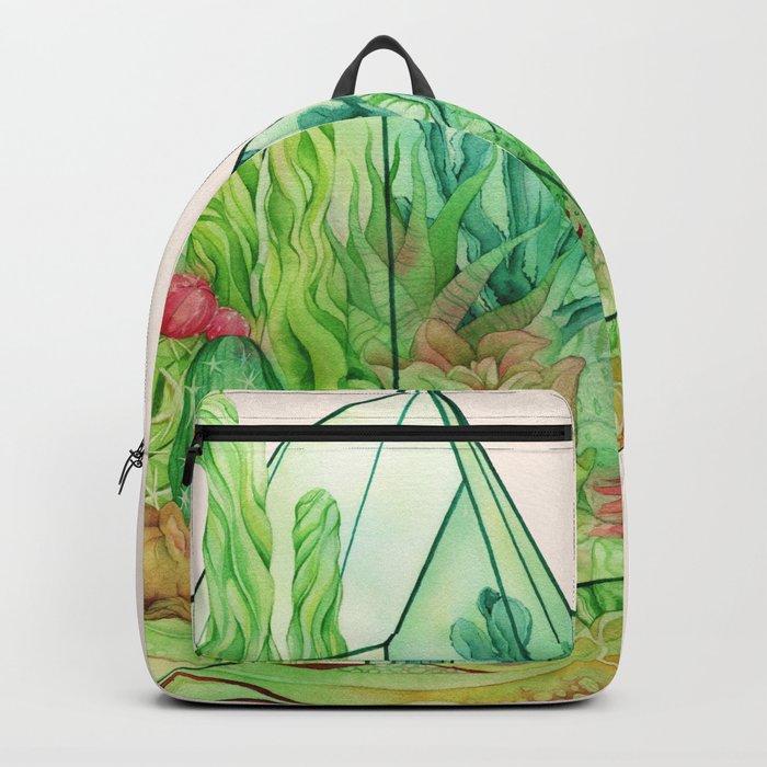 DeserTerrarium Backpack