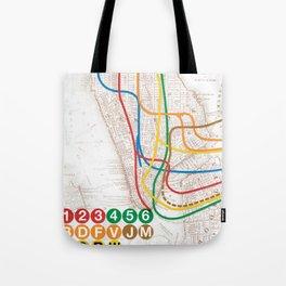 What the Future Awaits for New York I Tote Bag
