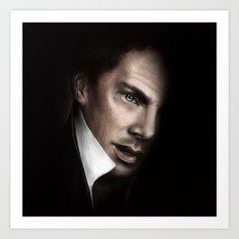 Benedict Painting Art Print