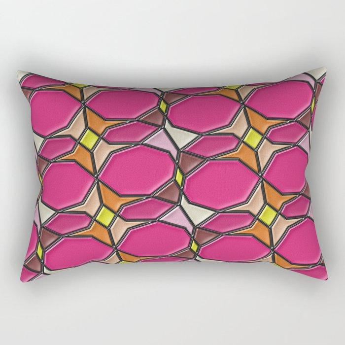 Geometrix 119 Rectangular Pillow