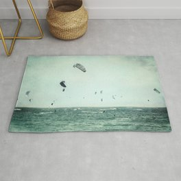 Tarifa beach Rug