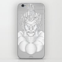 resident evil iPhone & iPod Skins featuring Evil Intent by WillFocus