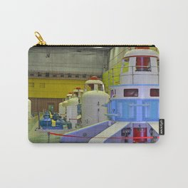 machine room HPP Carry-All Pouch