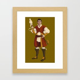 Besart Framed Art Print