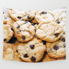 Chocolate Chip Cookies Wall Tapestry