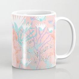 Lotus + Papyrus Garden Coffee Mug