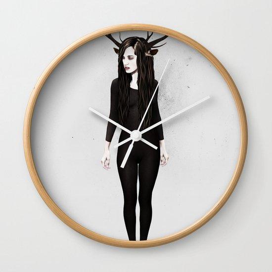 Abigail Day Wall Clock