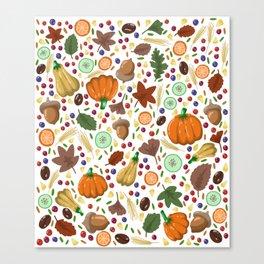 Thanksgiving #6 Canvas Print